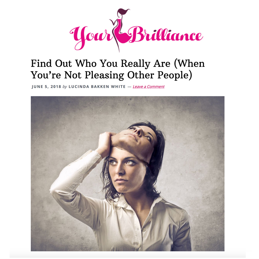 Your Brilliance - Find Out Who You Really Are