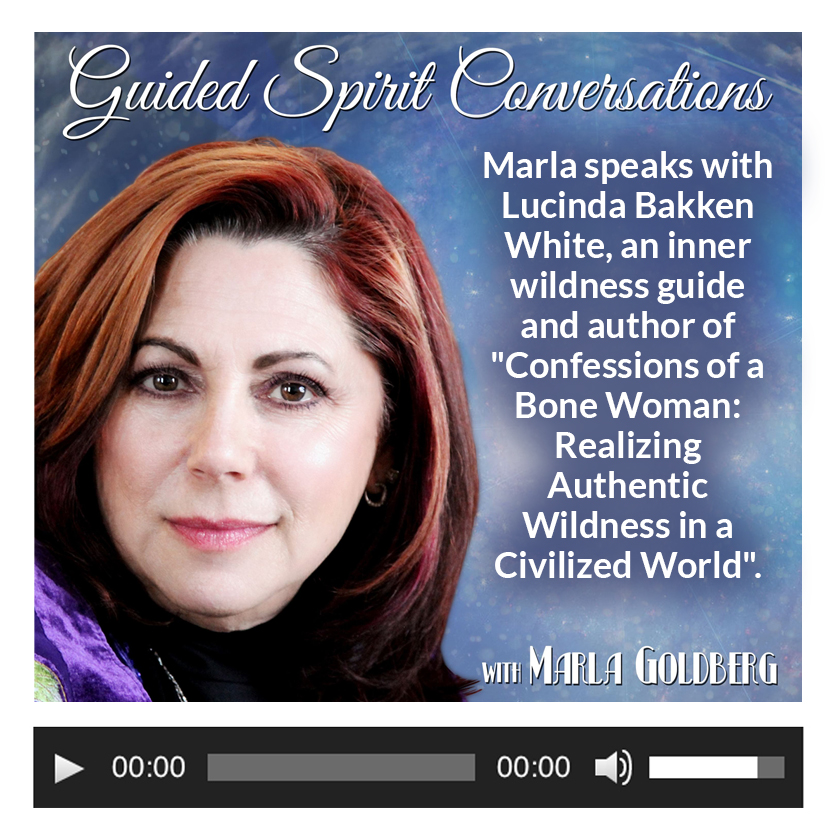 Guided Spirit Conversations with Marla Goldberg