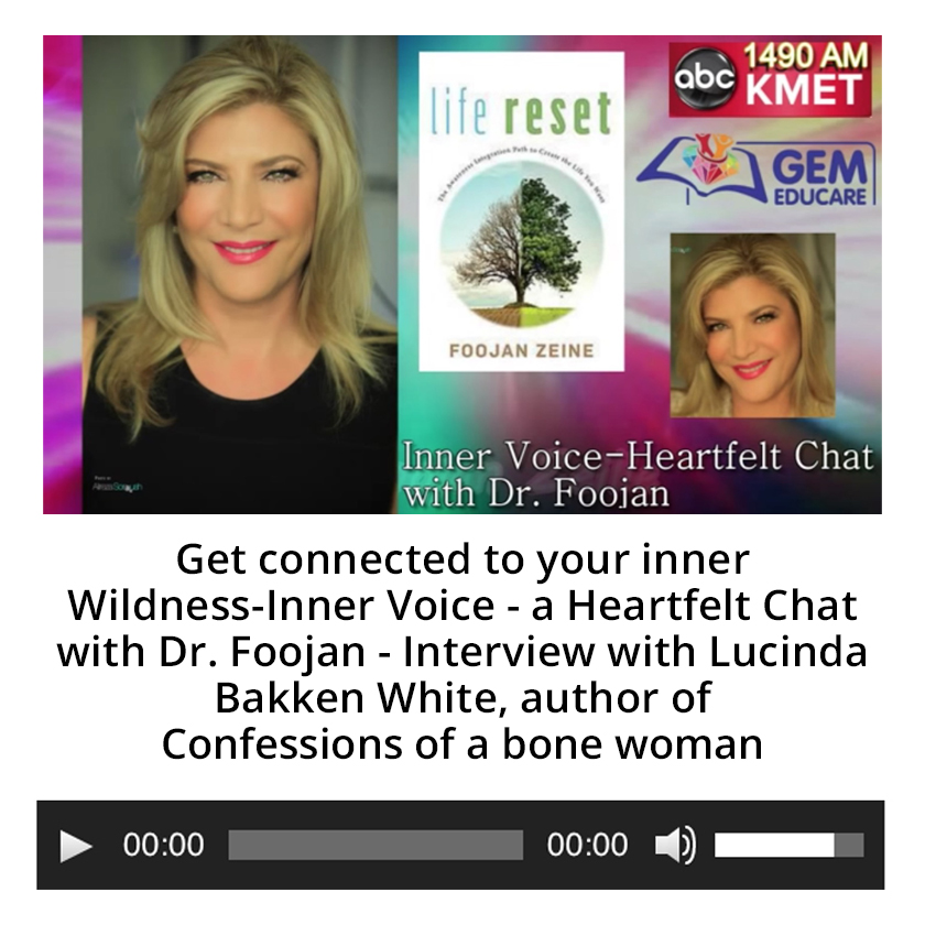 Inner Voice Chats with Dr Foojan