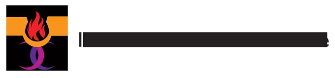 Lucinda Bakken White Logo