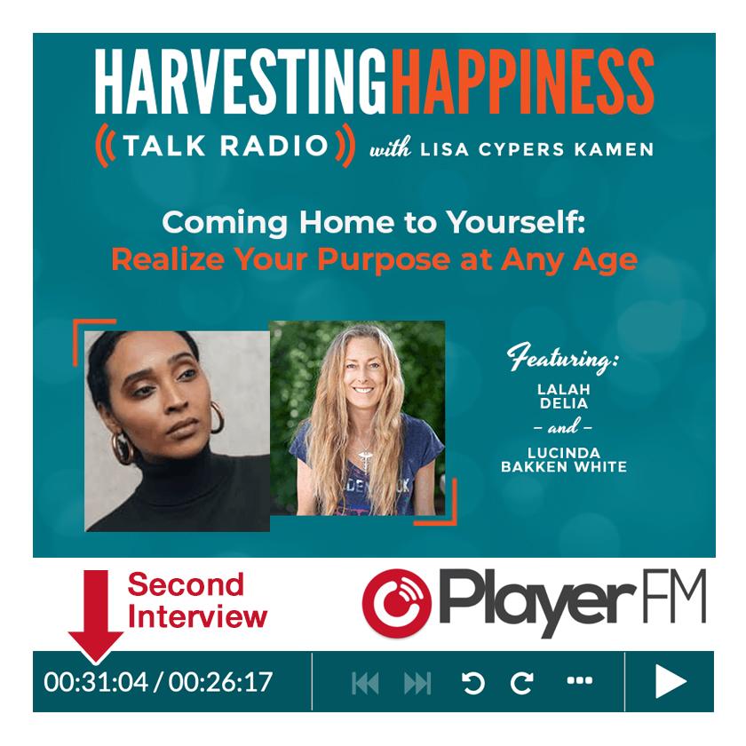 Harvesting Happyness